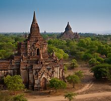 Bagan Temples by quotidianphoto