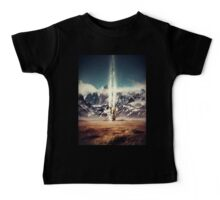 Struck By Gravity Baby Tee