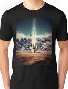 Struck By Gravity Unisex T-Shirt