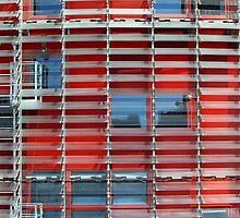 glass blinds by mrivserg