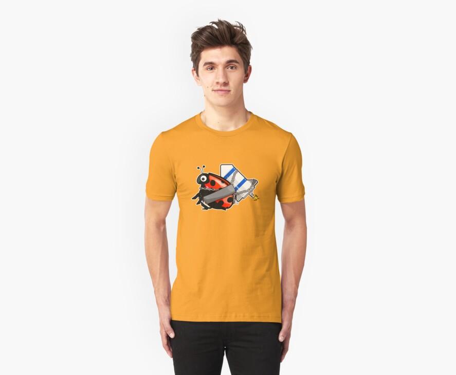 Rocket LadyBug by alford