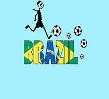 GO GO Brazil Women's Relaxed Fit T-Shirt