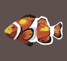 Clownfish by Kimberly Temple