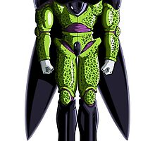 Dragon Ball Z: Perfect Cell by thelime
