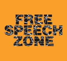 Free Speech Zone T-Shirt