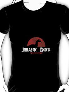 Jurassic duck_4 T-Shirt