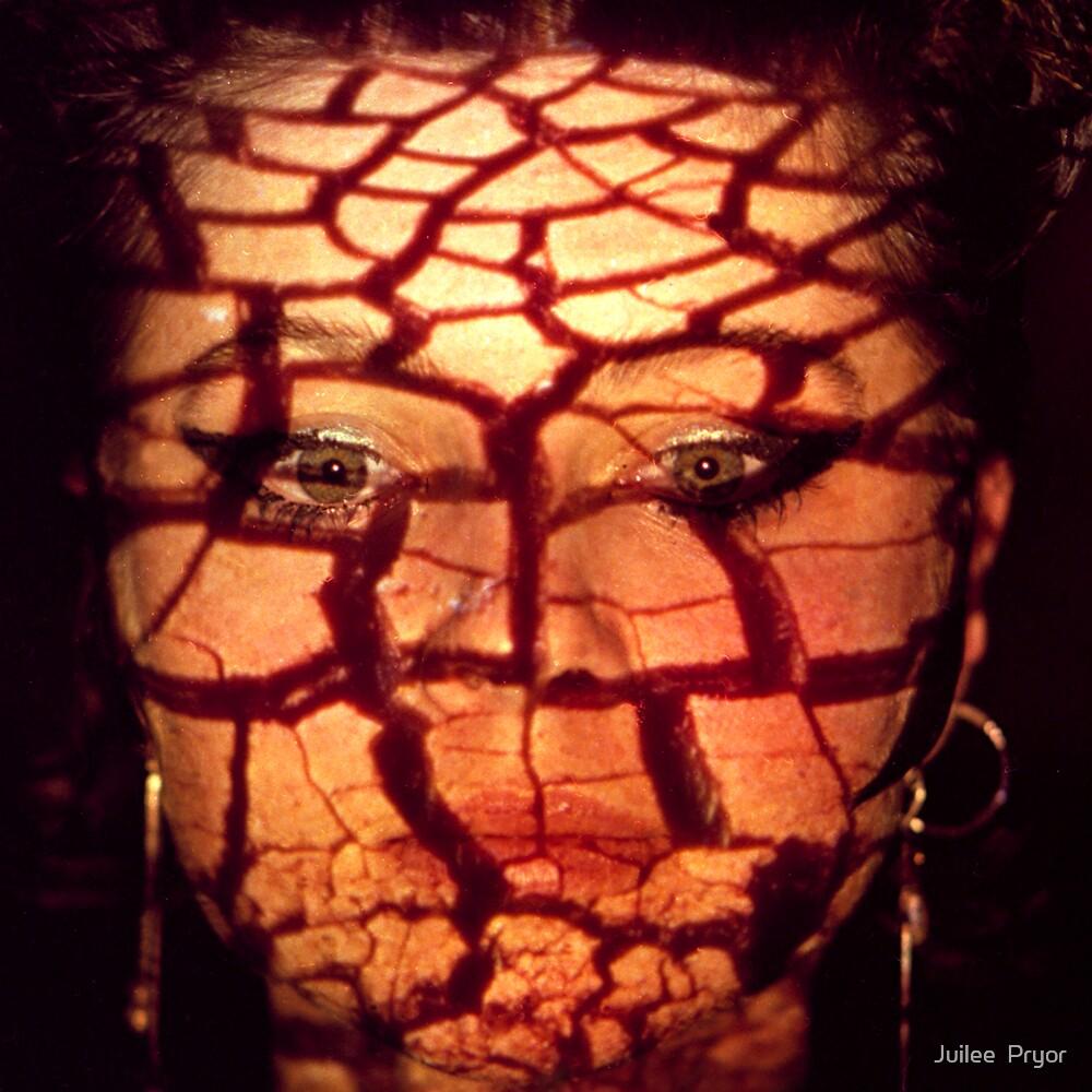 strange gaze  by Juilee  Pryor