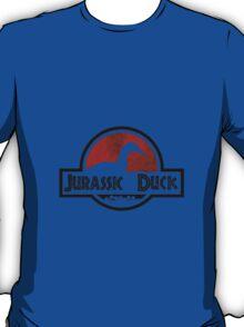 Jurassic duck_v5 T-Shirt