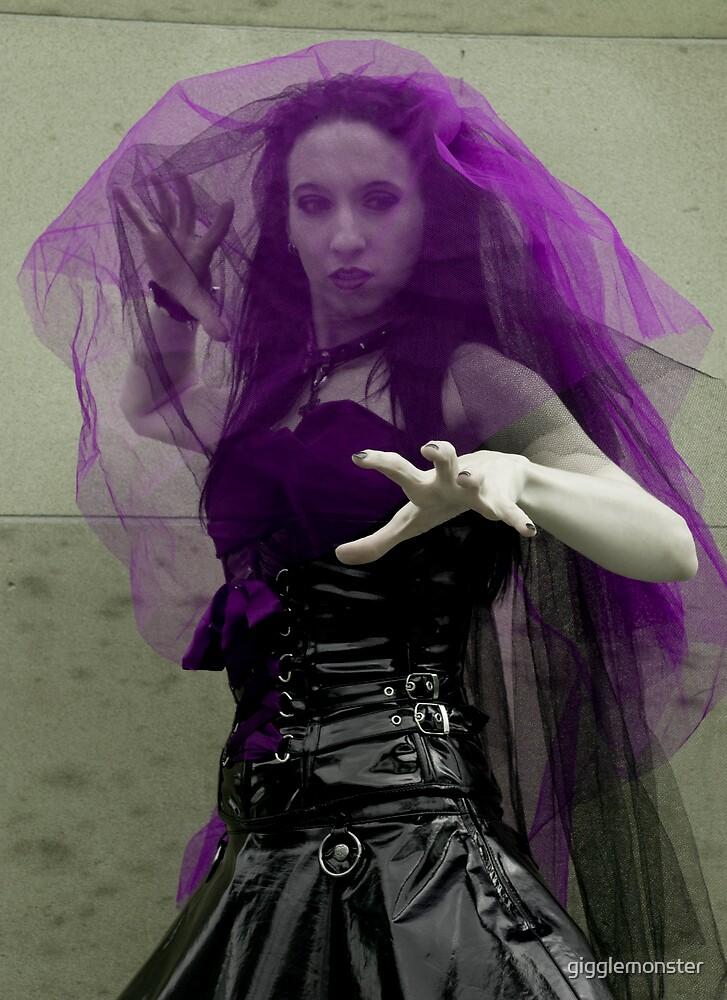 The Purple Veil by gigglemonster