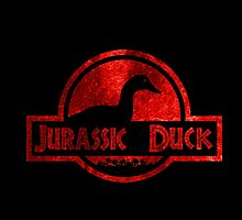 Jurassic Duck_v7 by silverbrush