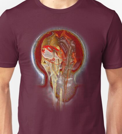 Her Circuits Contorted Detail Unisex T-Shirt