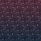 Can't Wait for the Morning pattern (blue/purple) by k-bot
