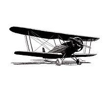 Fairchild KR-21 by RikReimert
