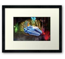 Battle Car - Indie Game Artwork Framed Print