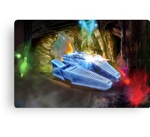 Battle Car - Indie Game Artwork Canvas Print
