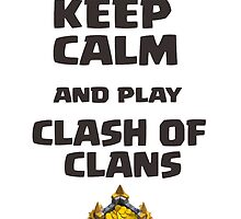 Clash of clans_v4 by silverbrush