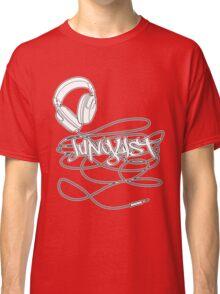 Junglist White Classic T-Shirt