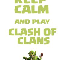 Clash of clans_v6 by silverbrush