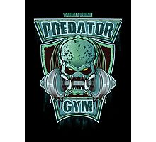 PREDATOR GYM Photographic Print