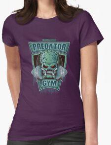 PREDATOR GYM Womens Fitted T-Shirt