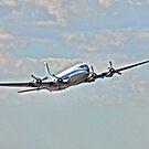 PanAm Clipper by Bill Wetmore