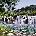 The Krka Waterfall by Andrew Ness - www.nessphotography.com