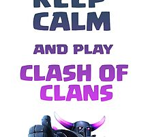 Clash of clans_v7 by silverbrush