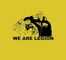 "Only Fools and Horses - we are ""in the"" legion by Holngaz"