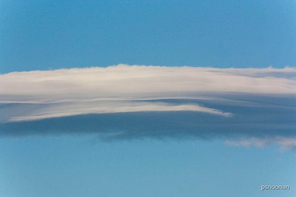 Wispy Cloud by psnoonan