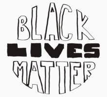 Black Lives Matter Kids Tee