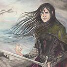 Blackthorn by morgansartworld