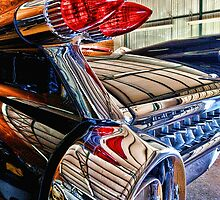 59 Caddy 3 by Warren Paul Harris