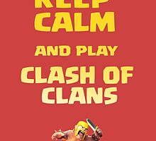 Clash of clans_v12 by silverbrush