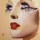 Eyelash Lush by Sonia de Macedo-Stewart