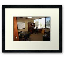 Ivan II office Framed Print