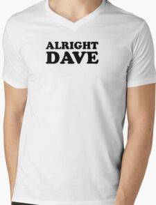 Only Fools and Horses - Alright Dave (Trigger) Mens V-Neck T-Shirt
