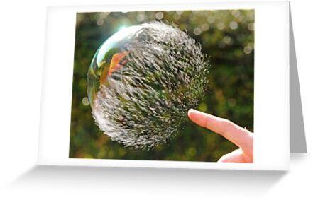 Bubble Rip, Storm Wave by Richard Heeks