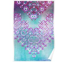 Floral Fairy Tale Poster