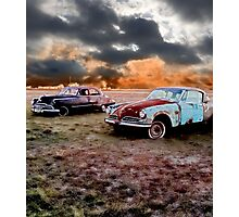 Fifties Relics Photographic Print