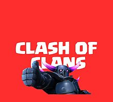 Clash of clans_14 by silverbrush