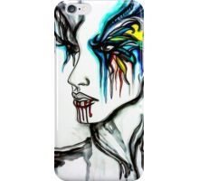 The Debt Collector. iPhone Case/Skin