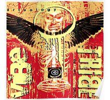 raven spirit Poster