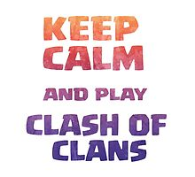 Clash of clans_v15 by silverbrush