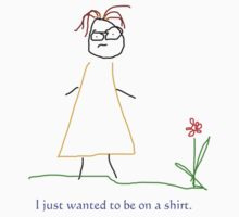 Jenny Quips:  On a T Shirt by JennyQuips