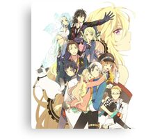 TOX2  Canvas Print