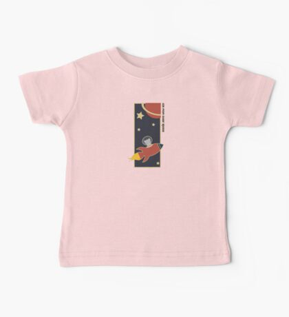 The Cat From Outer Space Baby Tee