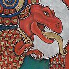 The Lizard King by Lynnette Shelley