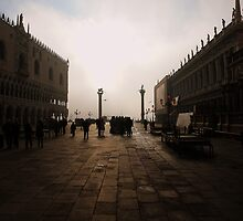 sanmarco in the mist by damonvm