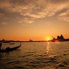 venitian sunset by damonvm