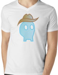 Short Dude Mens V-Neck T-Shirt